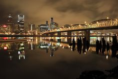 Hawthorne Bridge Portland Or