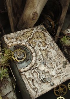 Altered Alchemy Gallery: Handmade Journals