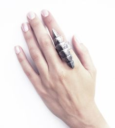 The Nymph Ring is inspired by the nymphs: a minor female nature deity typically associated with a particular location or land form. Different from goddesses, nymphs a. Norway Design, Silver Rings, Bling, Nymphs, Dreams, Beautiful, Jewelry, Nymph, Jewellery Making