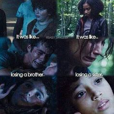 It was like...losing a sister :(
