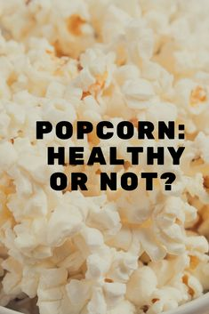 What's poppin' with nature's gift to snackers? Popcorn, Grains, Snacks, Healthy, Gifts, Food, Appetizers, Presents, Eten
