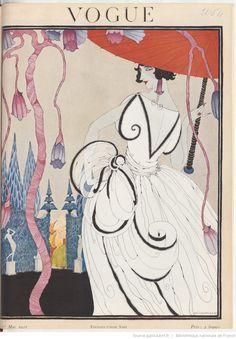 * Vogue (Paris) 01 05 1921 - Helen Dryden