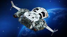 Starship engines
