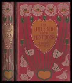 Talwin Morris Arts Crafts Little Girl from Next Door Blackie Mockler Hearts   eBay