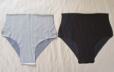 How to make lined bikini bottoms quickly The Papercut Collective: Making the SOMA Pants