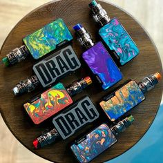 Voopoo Drag family, from drag, drag mini to drag One of the vape mods you should possess. E Commerce, Kraken, Vape Wallpaper, Smok Vape, Vape Design, Vape Shop Online, Vape Accessories, Vape Smoke, Vape Juice