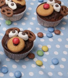 Rudolph Muffins