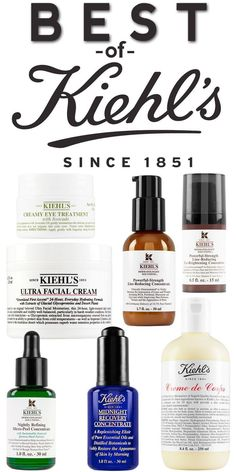 Best of Kiehl's Skin