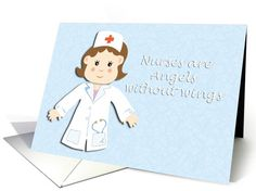 Thank You to Nurse during Hospital Stay card (749635)