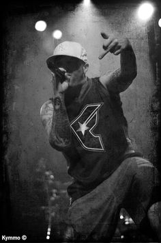 Fred Durst, Live in Lyon. May 2015 Photo © Kymmo