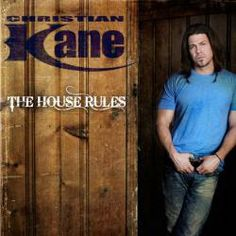 This is Christian Kane, he plays Elliot on Leverage. But he's also a country singer and just released a new album and it's awesome! Not to mention he's gorgeous, but of course he is, he's a southern boy. He was born in Dallas, Texas.