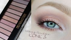 Makeup Revolution Iconic 3 - Google Search