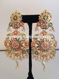 your one stop shop for authentic hyderabadi jewelry / nizami jewelry, bespoke jadau kundan and meenakari jewelry inspired from the mughal and rajputi jewels Indian Jewelry Sets, Indian Wedding Jewelry, Silver Jewelry Cleaner, Gold Jewelry, Jewelery, Marriage Jewellery, Hyderabadi Jewelry, Rajputi Jewellery, Bridal Jewelry Vintage