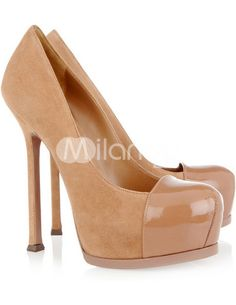 Woah I need these nude pumps! $42.99