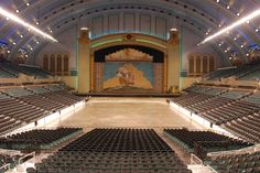 Boardwalk Hall (not Q+AL show)