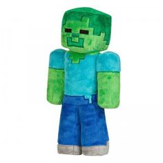 Minecraft Zombie Plush from Spin Master