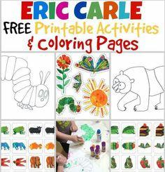 I love eric carle!