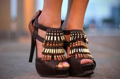 Grandiosos zapatos de cóctel | Moda 2014