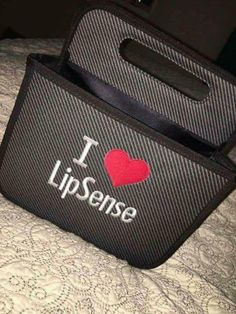 Thirty-One Double Duty Caddy used by a Lipsense consultant. To see this and other amazing bags, go to www.jennpennbags.com