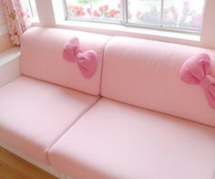 Pink Hello Kitty Couch