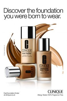 lancome foundation advert - Google Search