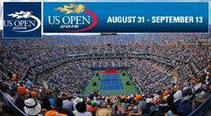 US Open Tennis TV Schedule 2015