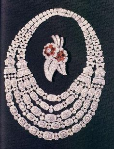 Queen Elizabeth's Jewels