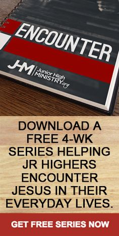 youth group lessons on identity | Junior High Ministry | Junior High Bible Lessons