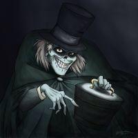 Hat Box Ghost