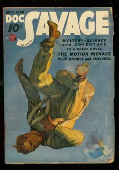 The Doc Savage Magazine was printed by Street and Smith Publications from March 1933 to the summer of 1949. In all, 181 issues were published.
