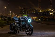 Honda look to the future with CB4 Interceptor