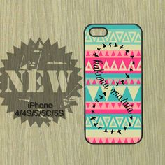 iPhone 5S case , iPhone 5C case , iPhone 5 case , iPhone 4S case , iPhone 4 case , Aztec , Hakuna Matata on Etsy, $14.50