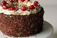Black Forest Cake recipe on Food52, one of my favorite cakes ever!!!
