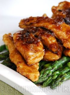 Ginger and Maple Chicken Bbq Dessert, Grilling Recipes, Cooking Recipes, Maple Chicken, Roasted Chicken, Asian Recipes, Healthy Recipes, Salty Foods, Big Meals