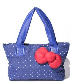 Hello Kitty Hallmark 2way Shoulder Tote Bag Handbag Purse Sanrio Japan  D4009 Red   eBay 1370dd6f1a
