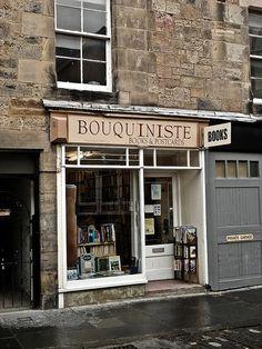 Libri rari e di seconda mano a St. Andrews, Scozia