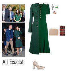 """""""The Duchess of Cambridge"""" by samanthasweets143 ❤ liked on Polyvore featuring Dolce&Gabbana, Hobbs and L.K.Bennett"""