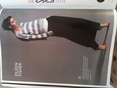 Eileen Fisher harem pants -so excited. Mine should be here next week :)
