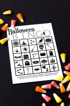 use these eyeballs to create a fun halloween bingo game download 6 free coordinating cvc bingo cards firstgradefacultycom pinterest halloween bingo - Preschool Halloween Bingo
