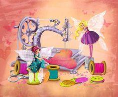 Doce encanto: ..E o bom da vida é o que? É sentir. Des-pe-da-ça... Sewing Art, Love Sewing, Laura Lee, Illustrations, Illustration Art, Sewing Clipart, Sewing Room Decor, Sewing Spaces, Vintage Sewing Machines