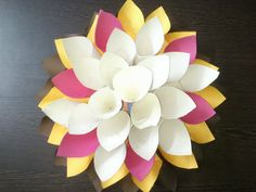 Paper craft art