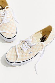 Vans Authentic Pastel Checkerboard Sneaker  85dda0dbd