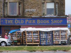 The Old Pier Book Shop, Morecambe