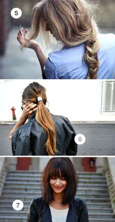 Hair Resolutions