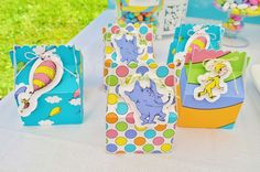 Oh The Places Youll Go Dr Seuss Childrens Whimsical 1st Birthday Pastel Colors Party Ideas 1 Year Old