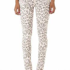 Pink Cheetah Skinny Jean.