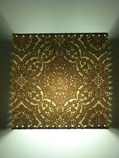 Applique carrée 20 X 20 cm