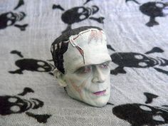 Frankenstein monster hot rod shifter knob