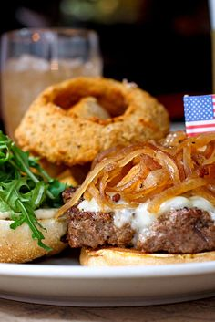 After some stumbles (the company had to close nine of its 57 outlets in 2010), Ted Turner's restaurant business is back on a path of expansion. Here, the Avalon bison burger. (Photo: Dustin Chambers for The New York Times)
