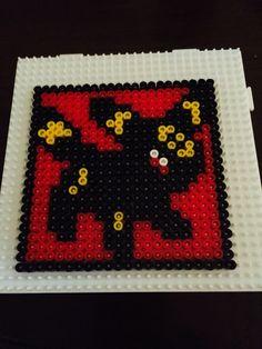 Pokémon: Umbreon – Beads Artwork